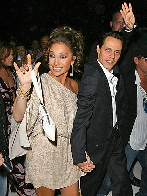 SUPER PAIRING photo | Jennifer Lopez, Marc Anthony