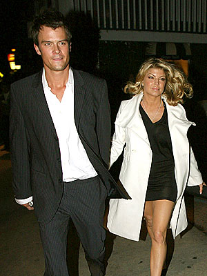 FOCUS ON ROMANCE  photo | Fergie, Josh Duhamel
