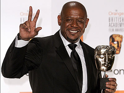 PEACE RULES photo | Forest Whitaker