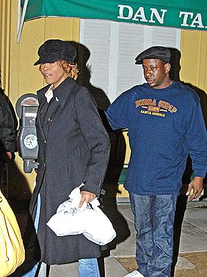 FAMILY REUNION photo | Bobby Brown, Whitney Houston
