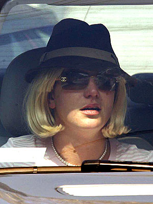 TROUBLED RIDE  photo | Britney Spears