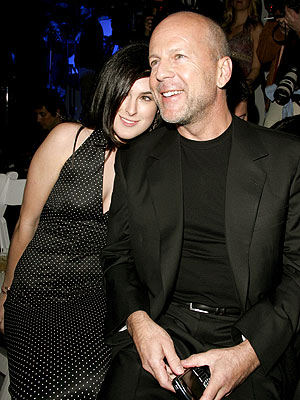 DADDY'S GIRL  photo | Bruce Willis, Rumer Willis