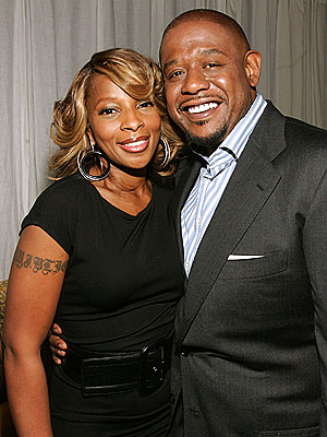 QUEEN & KING photo | Forest Whitaker, Mary J. Blige