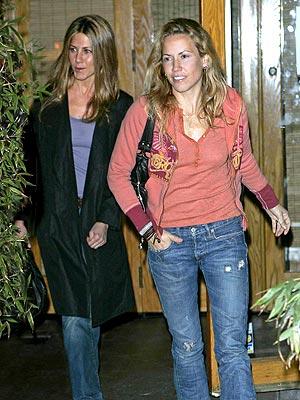 B-DAY GIRLS  photo | Jennifer Aniston, Sheryl Crow