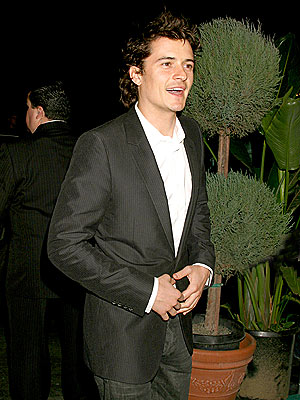 GREEN AGENDA photo | Orlando Bloom