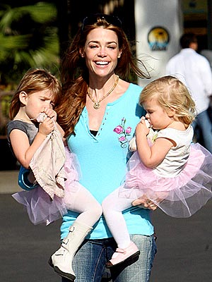 DOUBLE TROUBLE photo | Denise Richards