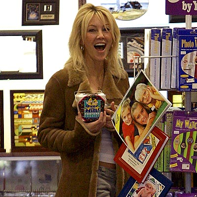 COOKIES' FORTUNE  photo | Heather Locklear