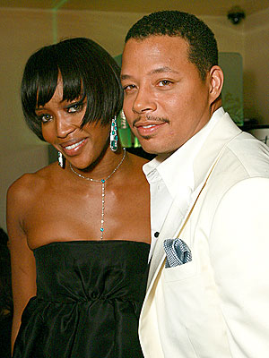 PICTURE PERFECT  photo | Naomi Campbell, Terrence Howard