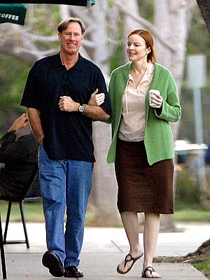 MEET THE PARENTS!  photo | Marcia Cross
