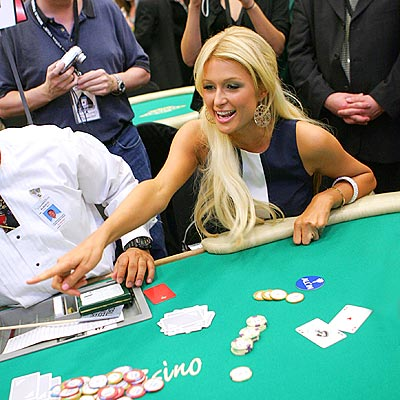 HIGH ROLLER photo | Paris Hilton