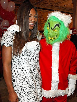 PARTY CRASHER  photo | Serena Williams