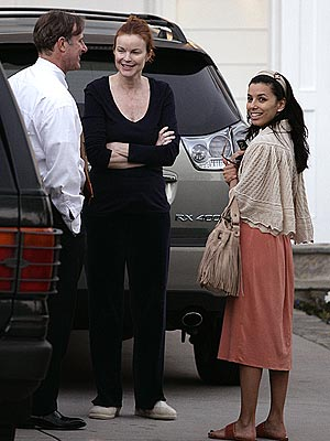 HOUSE CALL photo | Eva Longoria, Marcia Cross