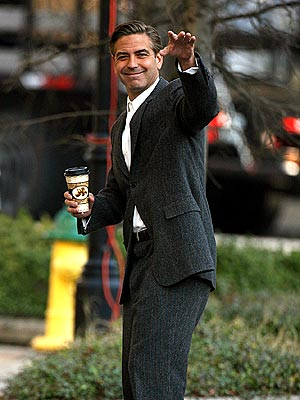 HAT TRICK photo | George Clooney