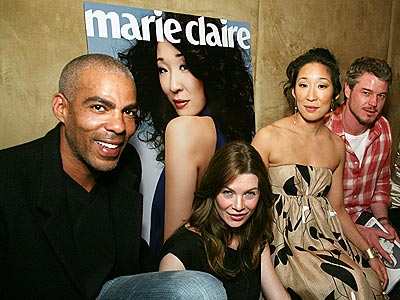FULL COVERAGE  photo | Ellen Pompeo, Eric Dane, Sandra Oh
