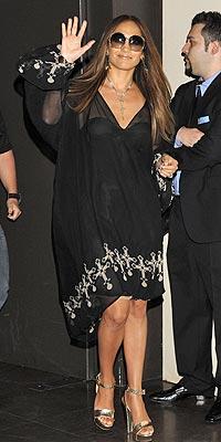 GOOD DAY, MADRID  photo | Jennifer Lopez