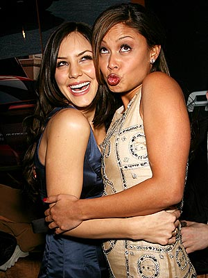 GIRLS' NIGHT OUT photo | Katharine McPhee, Vanessa Minnillo