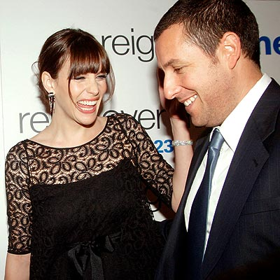 COMEDY NIGHT photo | Adam Sandler, Liv Tyler