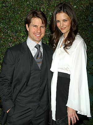 LEARNING EXPERIENCE photo | Katie Holmes, Tom Cruise