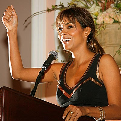 STAND AND DELIVER photo | Halle Berry