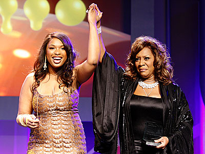 UPLIFTING NIGHT photo | Jennifer Hudson, Patti LaBelle