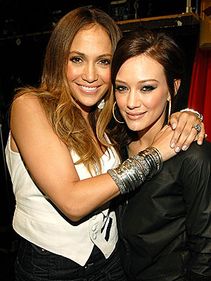 NY STATE OF MIND photo | Hilary Duff, Jennifer Lopez