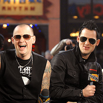 BROTHER TO BROTHER photo | Benji Madden, Joel Madden