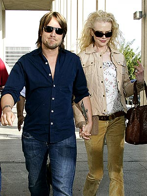G&#39;DAY, L.A. photo | Keith Urban, Nicole Kidman