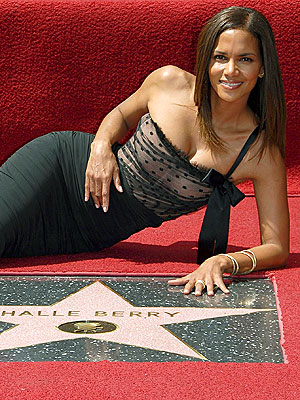 Halle Berry Pic