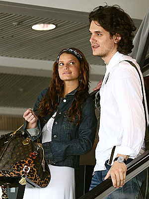 BACKUP SINGER photo | Jessica Simpson, John Mayer