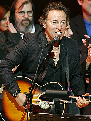 Bruce Springsteen Photos Pictures
