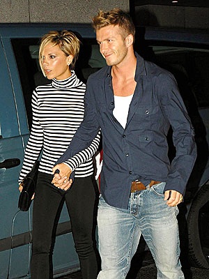 GOOD CHEER photo | David Beckham, Victoria Beckham
