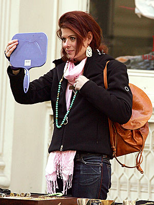 MIRROR, MIRROR photo | Debra Messing