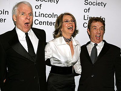 LAUGH IN photo | Diane Keaton, Martin Short, Steve Martin