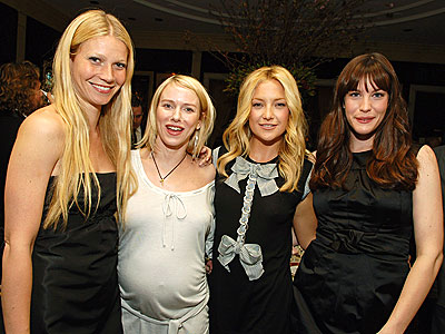 FANTASTIC FOUR photo | Gwyneth Paltrow, Kate Hudson, Liv Tyler, Naomi Watts