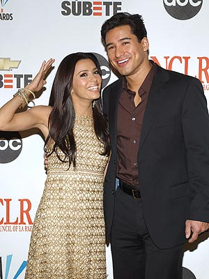 THE GOLDEN GIRL photo | Eva Longoria, Mario Lopez