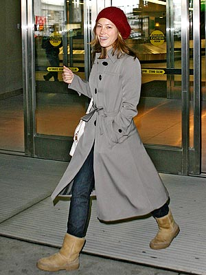 WEATHERPROOF photo | Jessica Biel