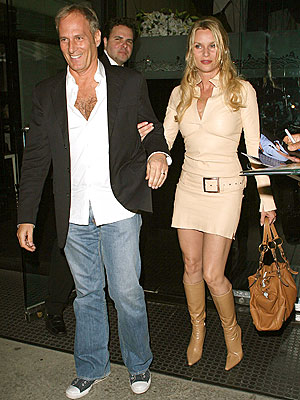 THE CHOW LINE photo | Michael Bolton, Nicollette Sheridan