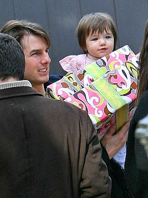 THEIR PLUS ONE photo | Suri Cruise, Tom Cruise