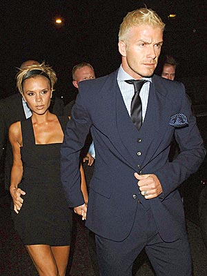 BLONDE & BLONDER photo | David Beckham, Victoria Beckham