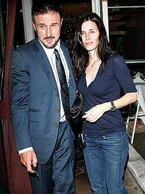 'SOLE' FOOD photo | Courteney Cox, David Arquette