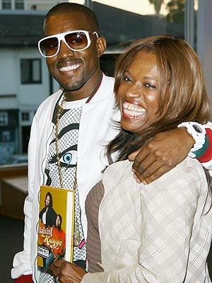 MOM KNOWS BEST photo | Kanye West