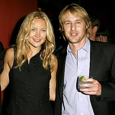 PUBLIC DISPLAY photo | Kate Hudson, Owen Wilson