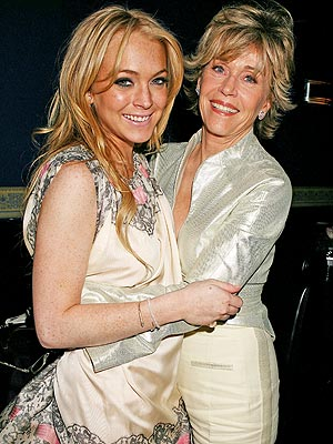RULES OF ENGAGEMENT photo | Jane Fonda, Lindsay Lohan