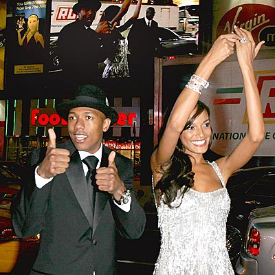 SIGN OF THE TIMES photo | Nick Cannon, Selita Ebanks