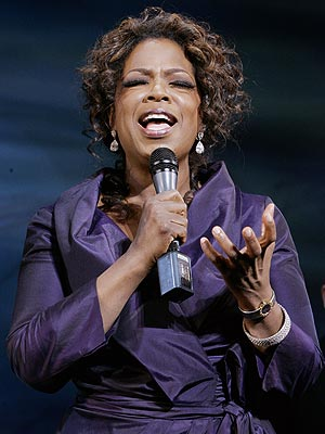 PURPLE HEART  photo | Oprah Winfrey