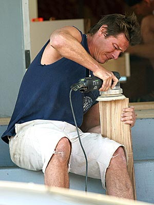 BUILDING BLOCKS photo | Ty Pennington