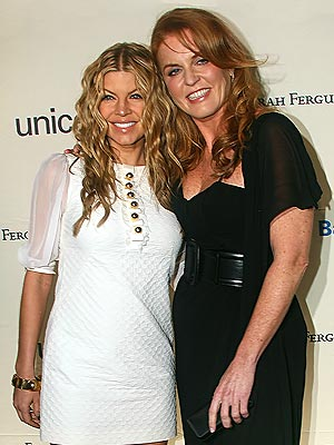 DOUBLE DUCHESS  photo | Fergie
