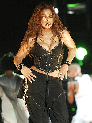 JACKSON LIVE photo   Janet JacksonJanet Jackson If