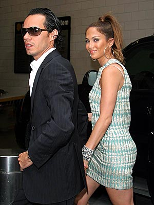 WORKING WOMAN photo | Jennifer Lopez, Marc Anthony