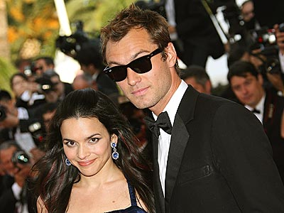TWO CANNES DO! photo | Jude Law, Norah Jones